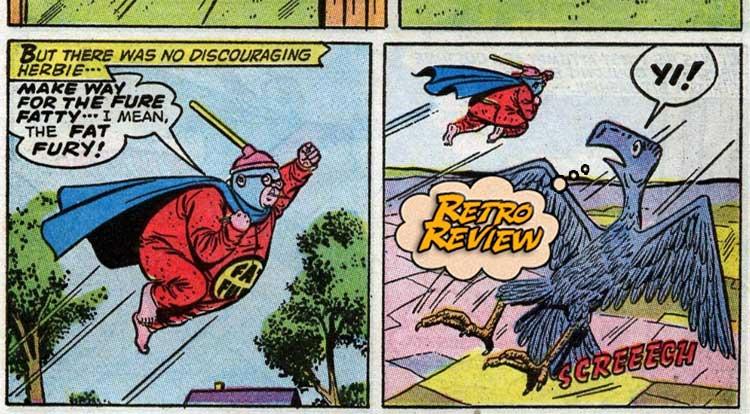Herbie #8 Retro Review