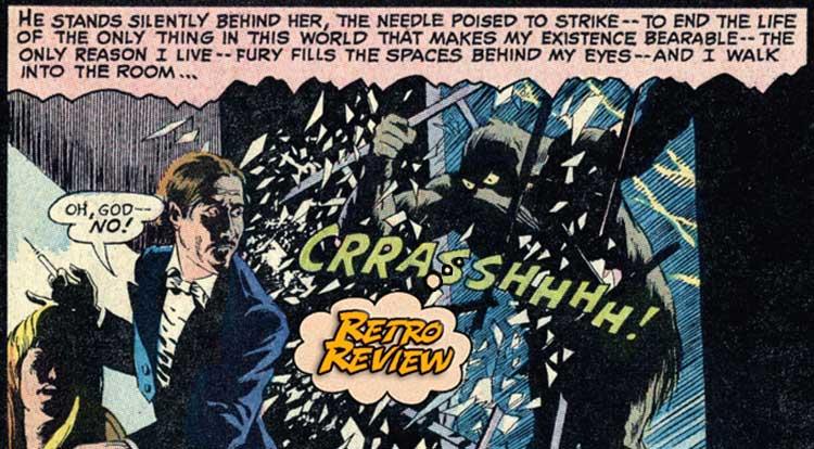 House of Secrets #92 Retro Review