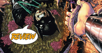 Justice League #51 Review