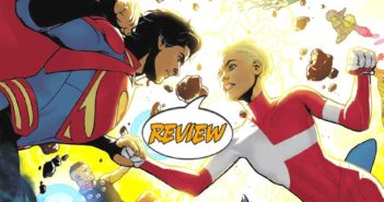 Legion of Super-Heroes #8 Review