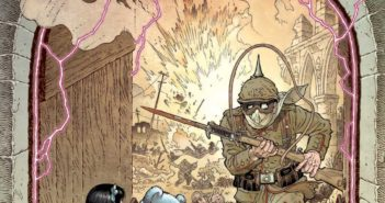 Locke and Key in Pale Battalions Go #1