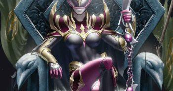 Power Rangers Drakkon New Dawn #1