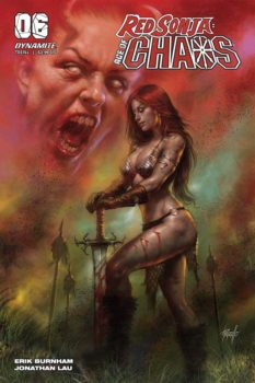 Red Sonja Age of Chaos #6
