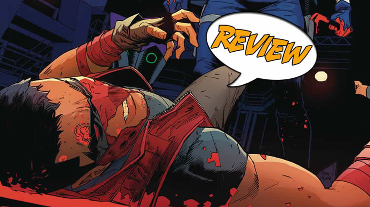 Red Hood Outlaw #48