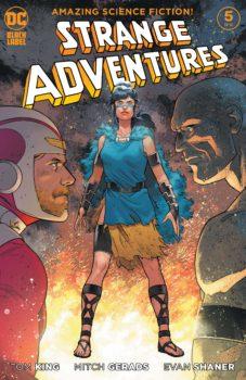 Strange Adventures #5