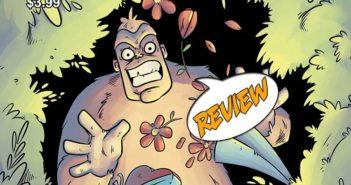 Sasquatch in Love #1 Review