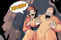 Sasquatch in Love #2 Review