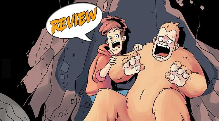 Sasquatch in Love #2 Review