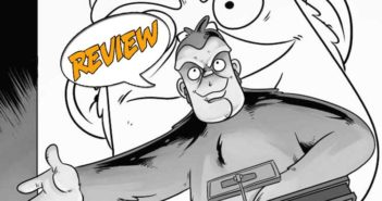 Sasquatch in Love #3 Review