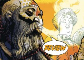 Shadow Roads #9 Review