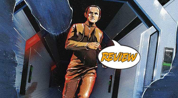 Star Trek: Deep Space Nine - Too Long A Sacrifice #2 Review