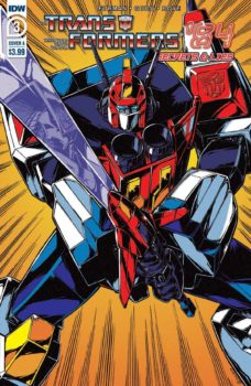 Transformers '84 #3