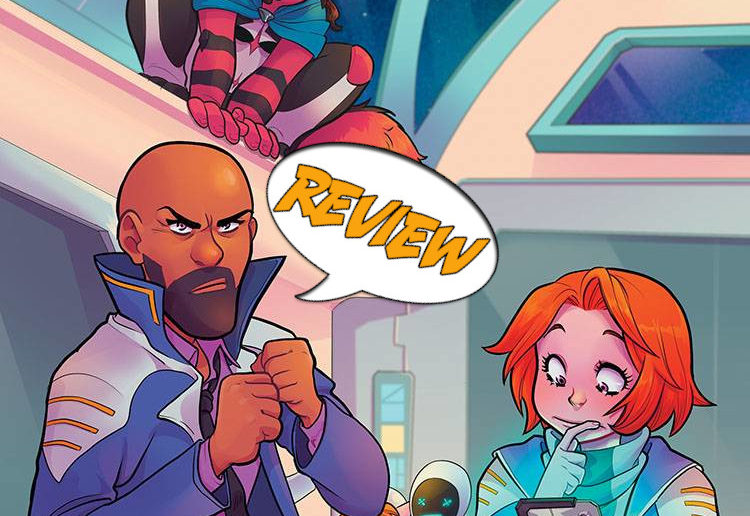Voyage to the Stars #1 Review