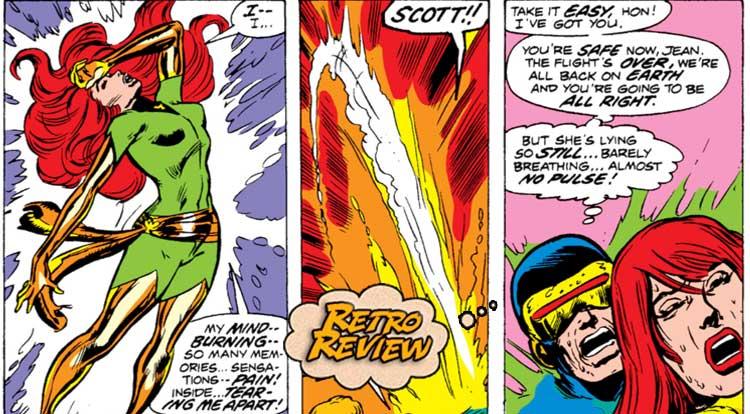 X-Men #101 Retro Review