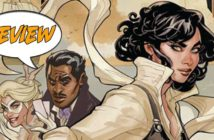 Adventureman #3 Review