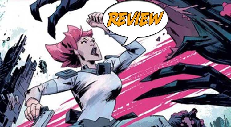 Big Girls #1 Review
