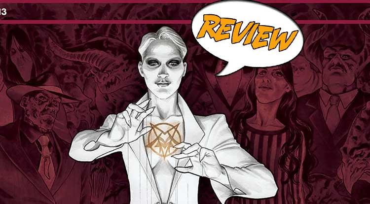 Black Magic #13 Review