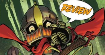 Canto II: The Hollow Men #1