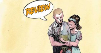 King of Nowhere #4 Review