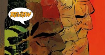 Lost Soldiers #1 Review