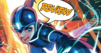 Mega Man Fully Charged #1 Review