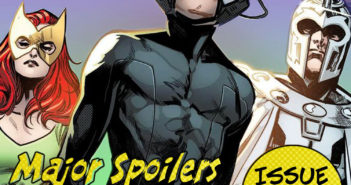 Major Spoilers Podcast #889 House of X DC FanDome