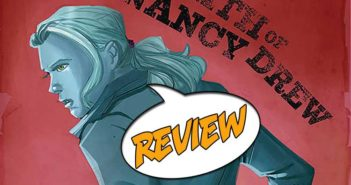 The Death of Nancy Drew #3 Review