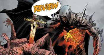 Once and Future #10 Review