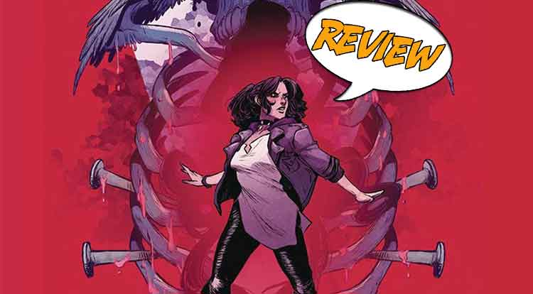 Shadow Service #1 Review