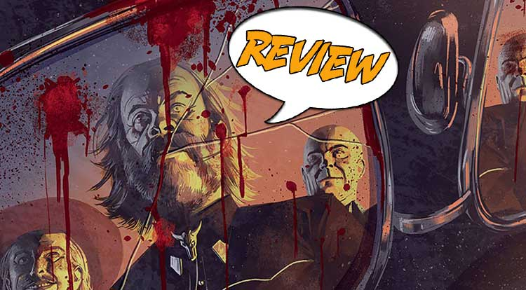 That Texas Blood #3 Review
