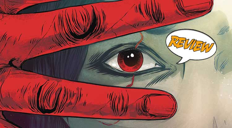 The Red Mother #7 Review