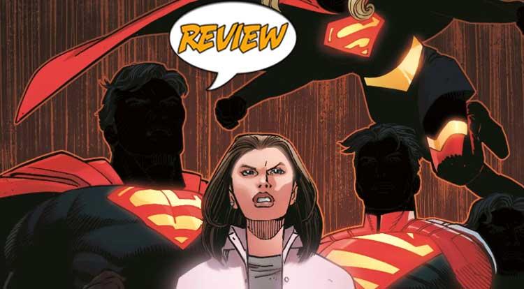 Action Comics #1025 Review