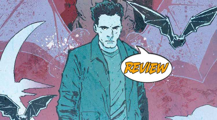 Angel & Spike #14 Review