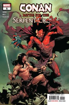 Battle for the Serpent crown #5