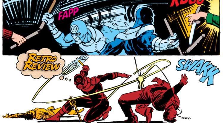 Daredevil #181 Review