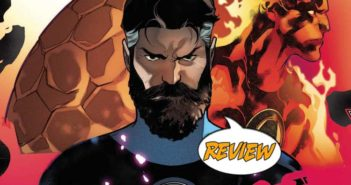 Empyre Fallout: Fantastic Four #1 Review