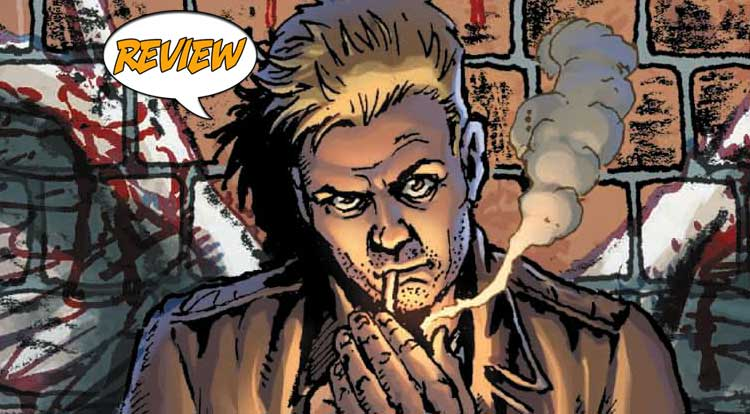 Hellblazer: Rise and Fall #1 Review