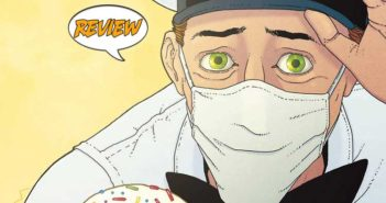Fun-siIce Cream Man Presents Quarantine Comix Special #1 Review