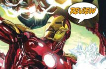 Iron Man #1 Review