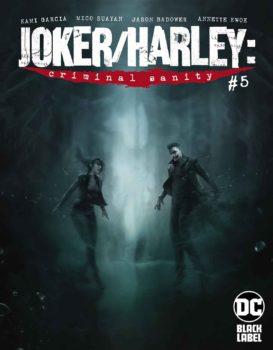 Joker Harley Criminal Sanity %