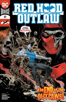 Red Hood Outlaw #49