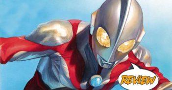 Rise of Ultraman #1 Review