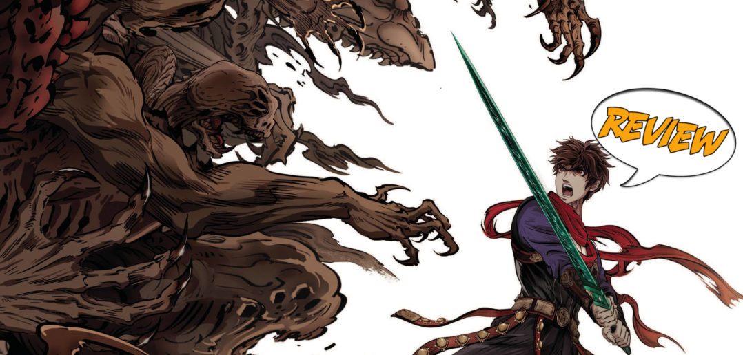 Sword Master #10 Review