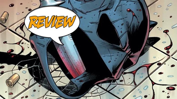 Batman's Grave #10 Review