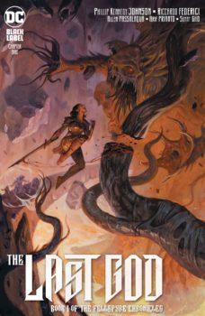 The Last God #9