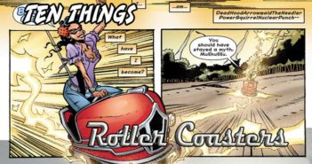 Ten Roller Coasters Ten Things