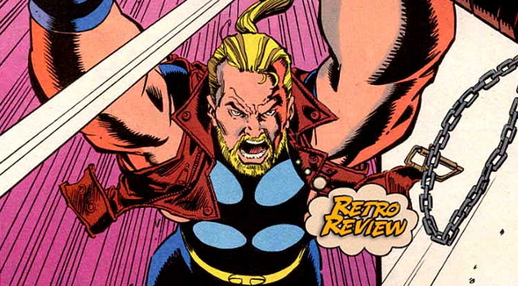 THUNDERSTRIKE #1 Review