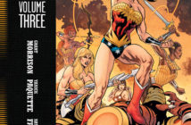 Wonder Woman Earth One Volume 3