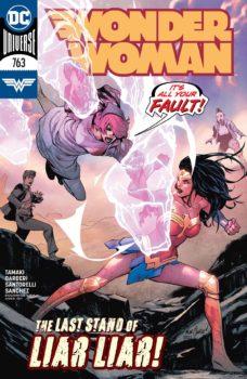 Wonder woman #763