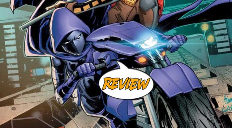 Young Justice #18 Review